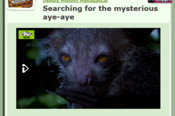 The BBC's Deadly Mission Madagascar: Searching for the mysterious Aye-aye
