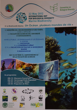 Madagascar National Marine Day