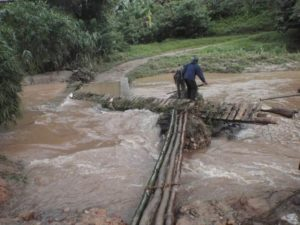 Tales from the Field: A bridge in Madagascar