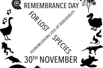 11.30 is Lost Species Day