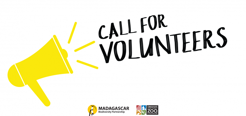 Call for Volunteers!